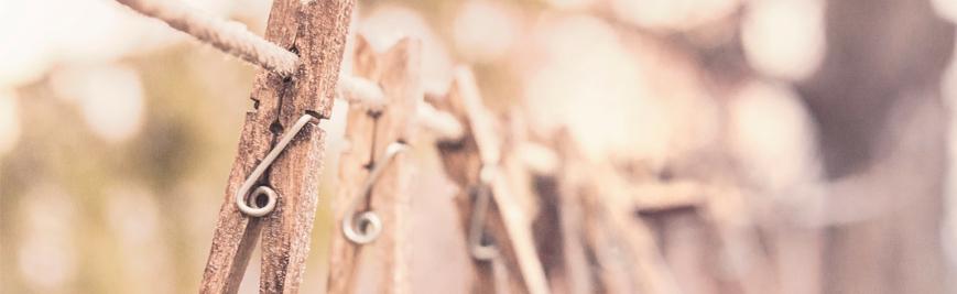 Evitar que la ropa se manche con óxido washrocks