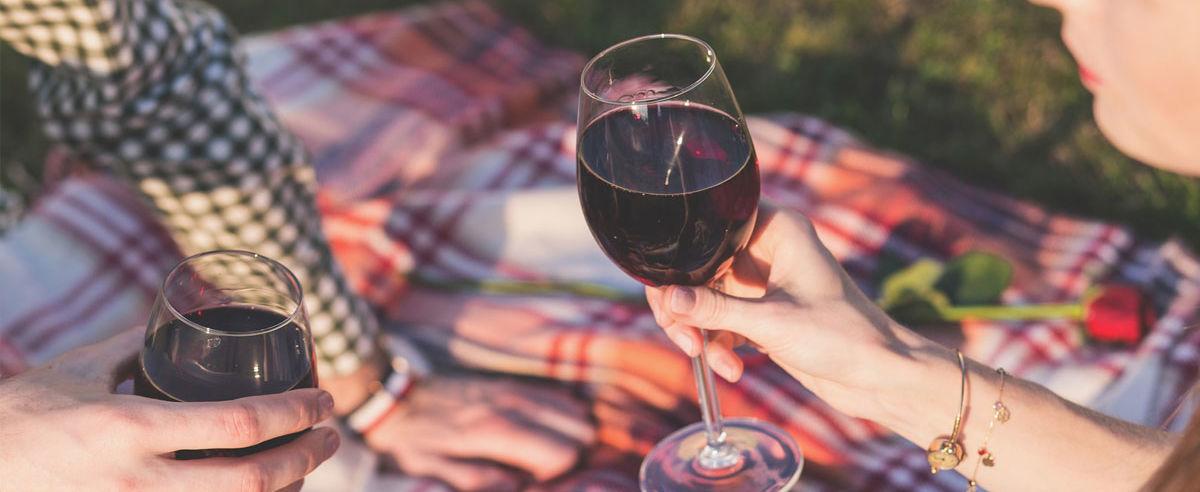 Consejos para quitar manchas de vino