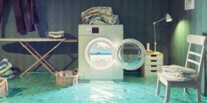 También puedes usar el amoniaco para desinfectar tu lavadora
