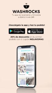 colada app desde el móvil