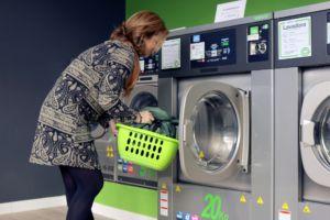Washrocks mejor que las lavanderías autoservicio en Sevilla