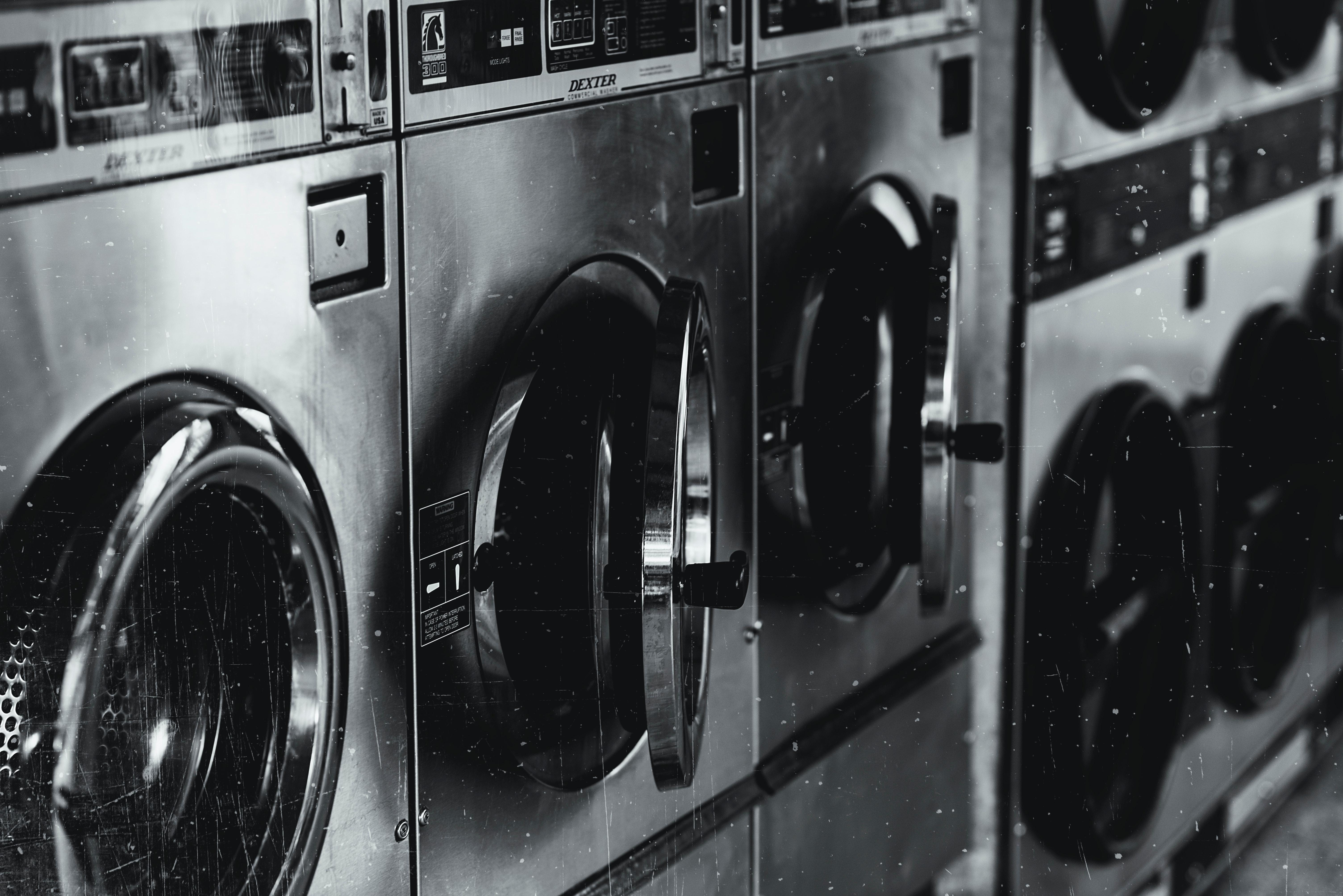 Una lavandería industrial para tu pequeño negocio