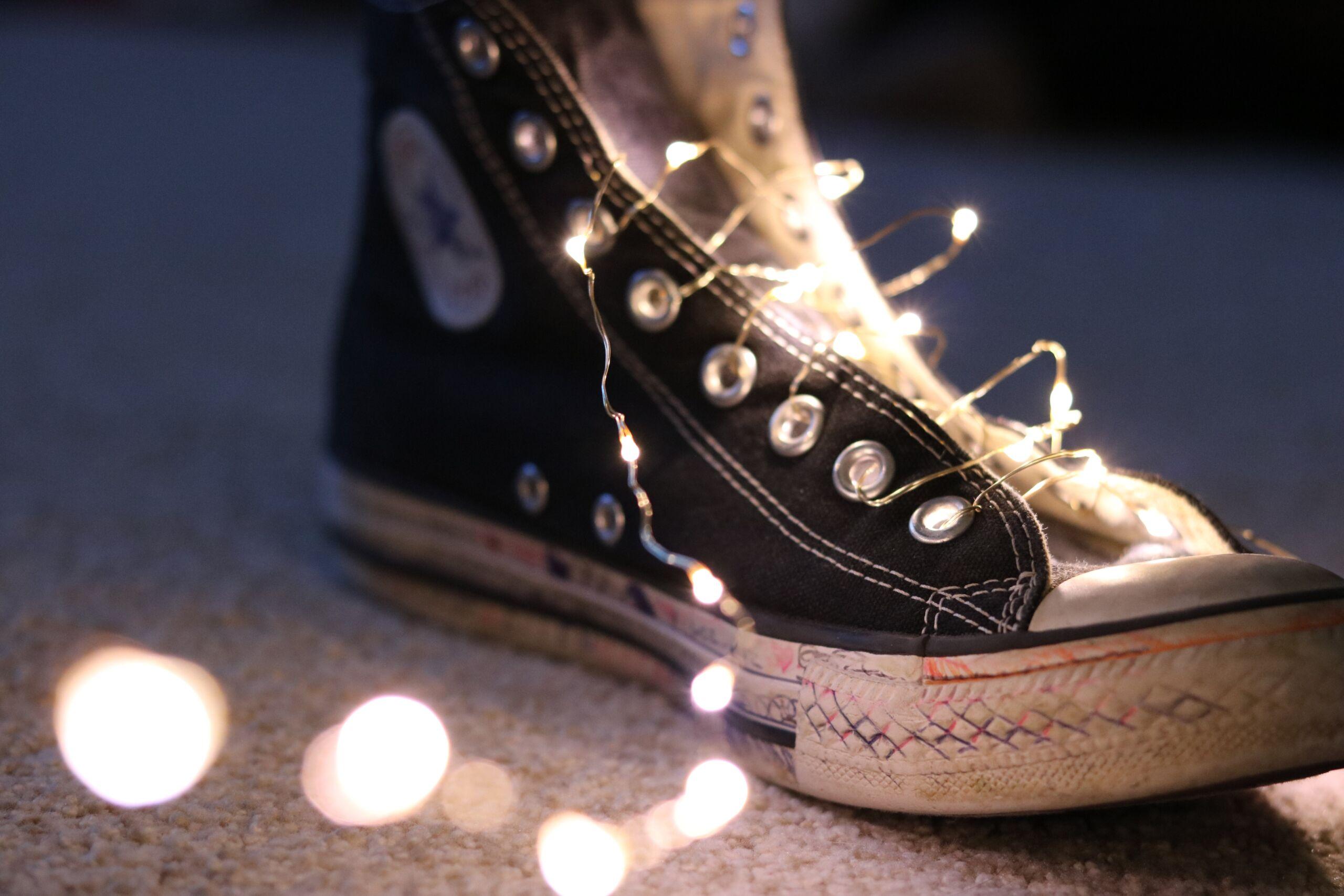 Las Converse son un icono de moda