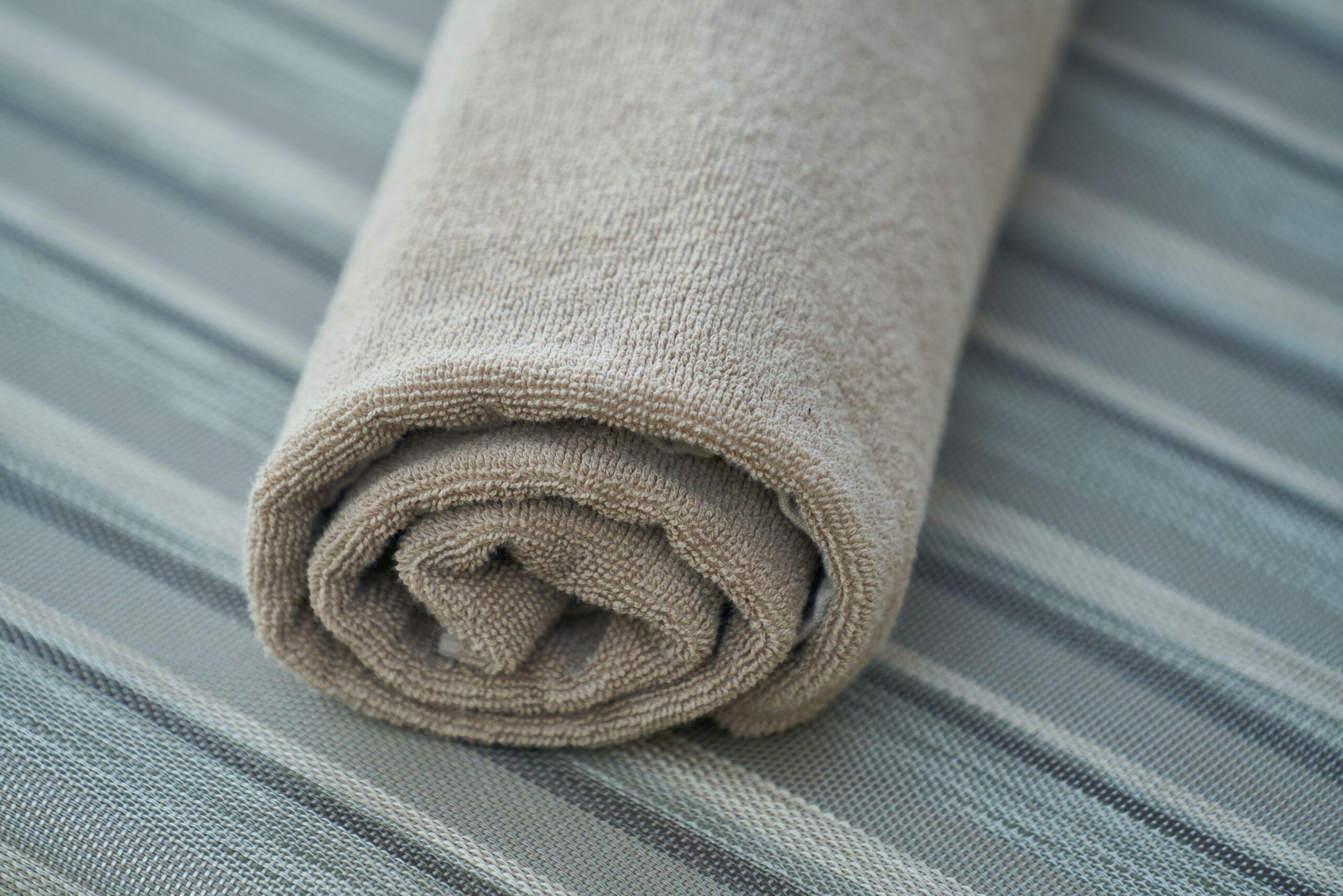 Tus toallas limpias como el primer día