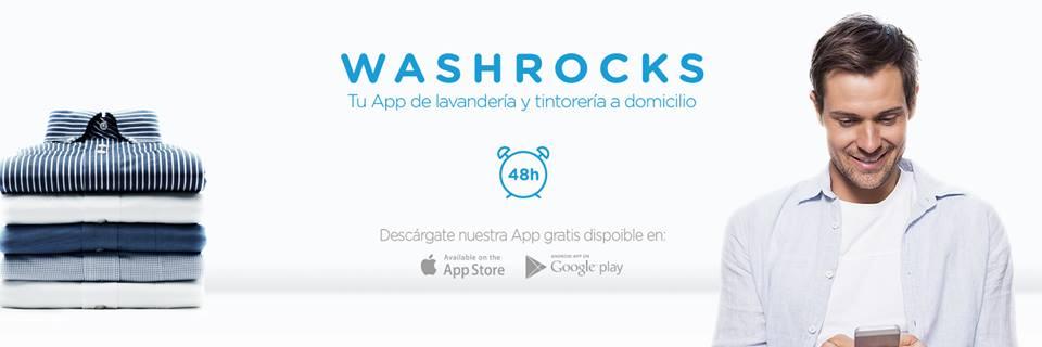 Washrocks, la revolución de la colada