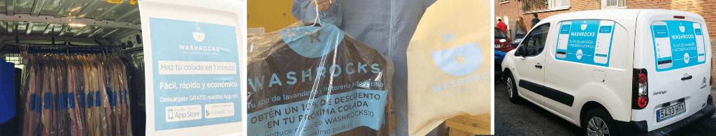 Como transportar tintorería a domicilio