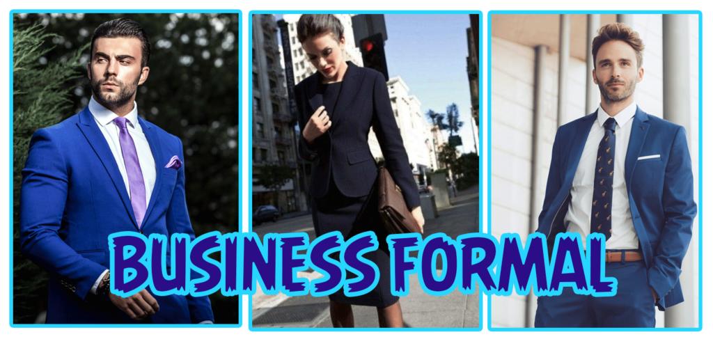 Para tu día a día en el BUSINESS formal