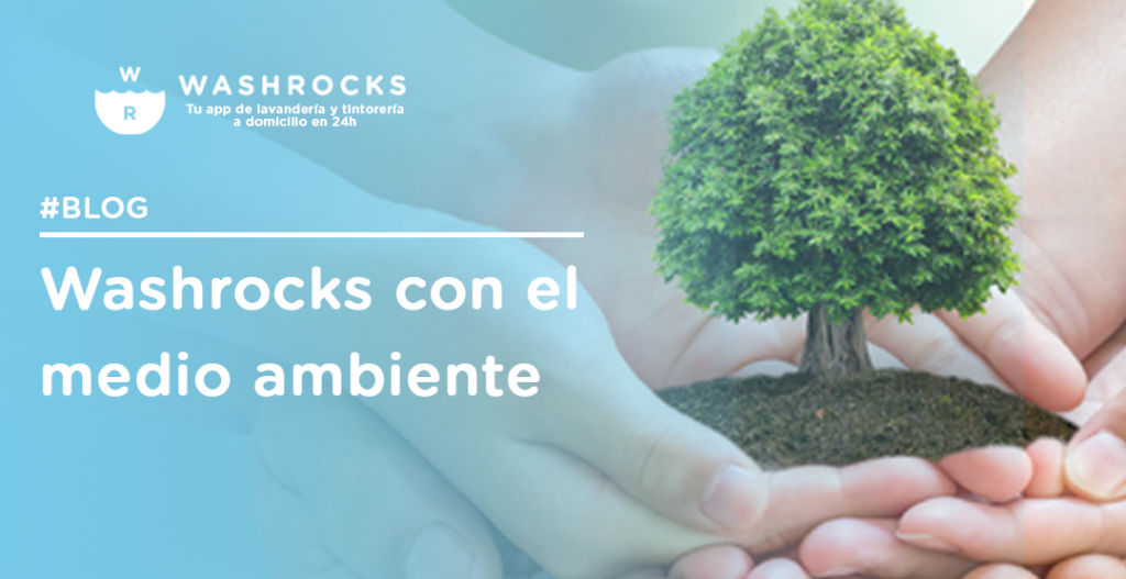 Washrocks con el medio ambiente