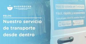 Nuestro servicio de transporte desde dentro